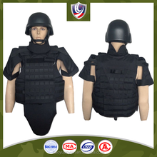 Quick release bullet proof vest military bulletproof vest full protection body armor level IIIA bullet proof vest