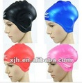Silicone Swimming Cap for long hair