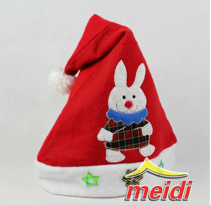 factory direct sell christmas dancing hat decoration for children