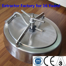 Sanitary Stainless Steel Tank Elliptical Manway