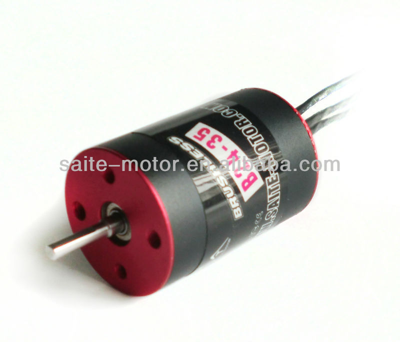 2 pole ST2435 rc model boat yacht motor brushless motor rc motor yachts