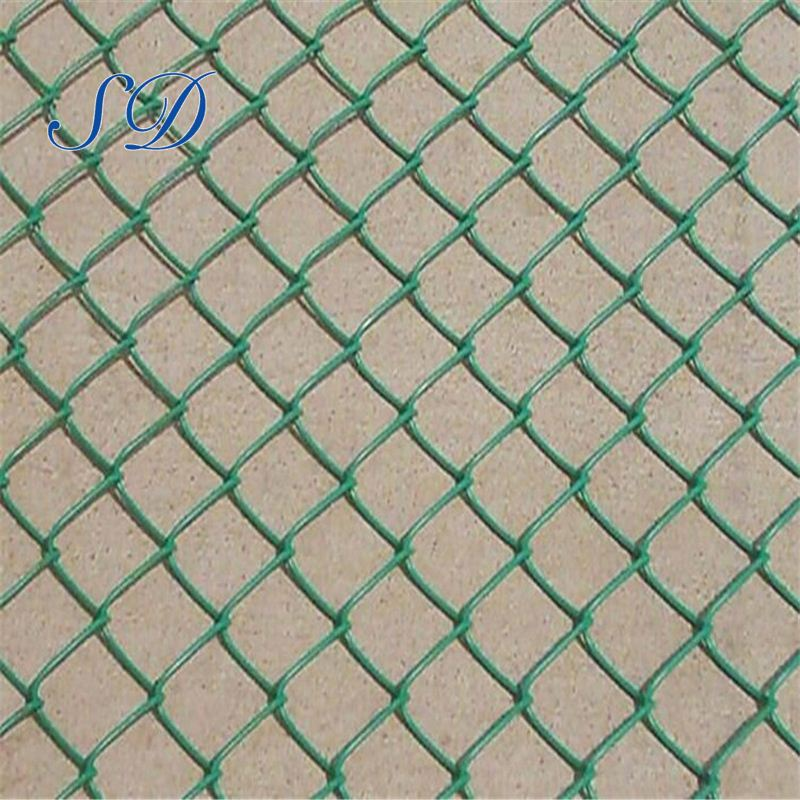 Palisade Fencing Euro Black Iron Used Chain Link Fence