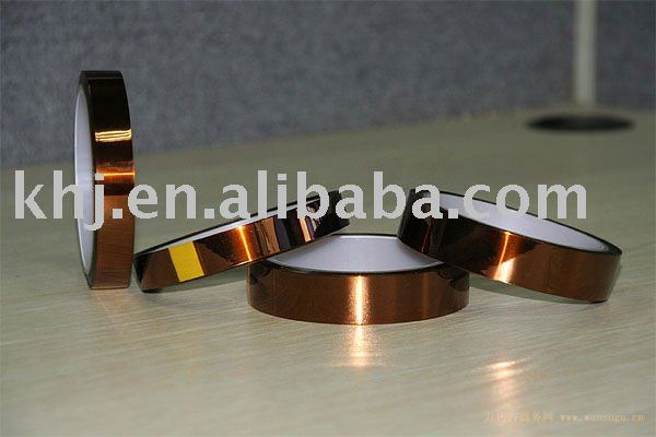 Antistatic & Heat resistant polyimide tape