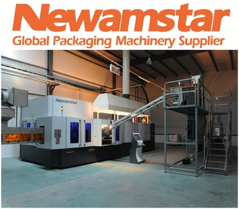 liquid injection filling machine Newamstar