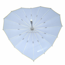 Chinese Supplier Provide Full Length Imports White Wedding Umbrellas For Wholesale