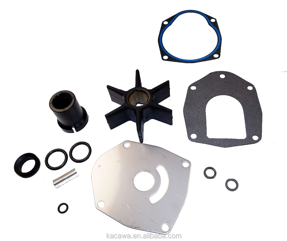 how to put a new impeller in ar pump