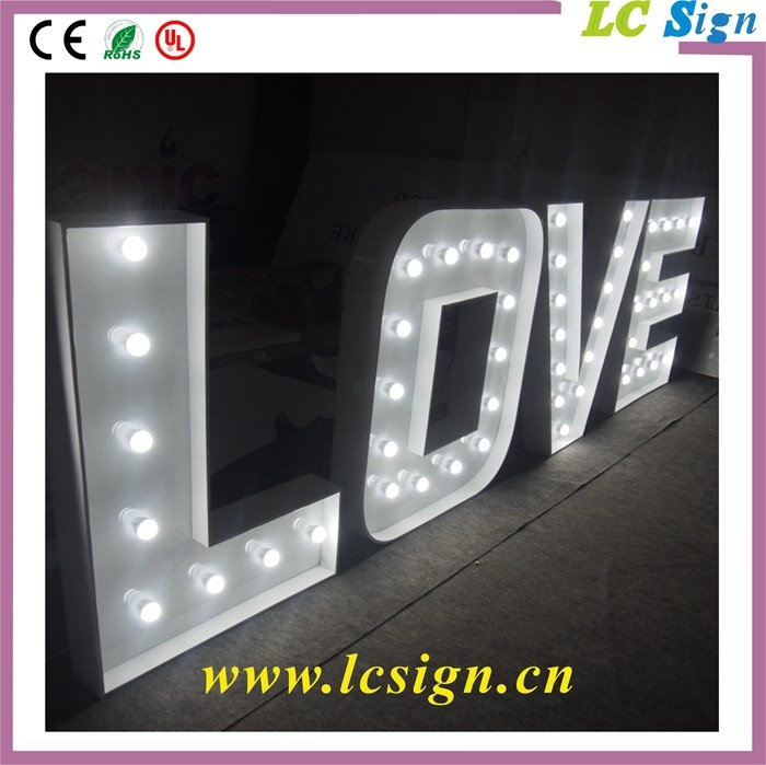 White light led bulbs frontlit love 3d letters buy led for 24 inch channel letters