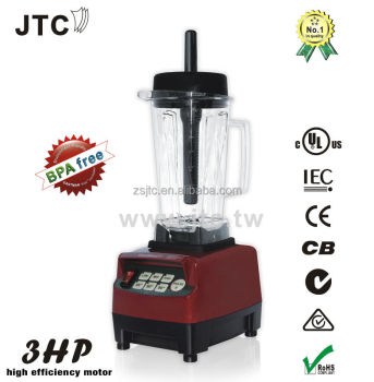 Top Juicer, Commercial Blender, No.1 Quality In The World, JTC Blender