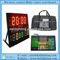 Champion Factory supplier scoreboard of badminton score board