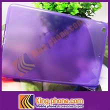 Frosted Transparent TPU Case for Ipad MINI,TPU Case