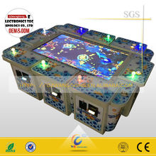 dragon King redemption video game machine/redemption fishing game machine