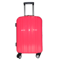 ABS Lightweight Hand Cabin Luggage Travel Bag Hard trolley Luggage