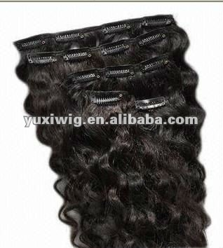 luxury clip on hair extensions for black women