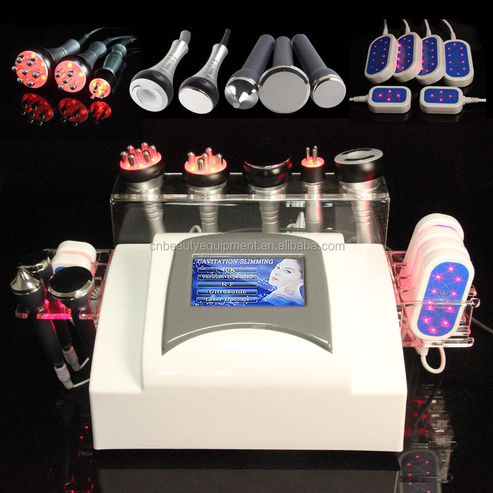 Best sale cavitation+RF+laser cellulite reduction slimm BS-66
