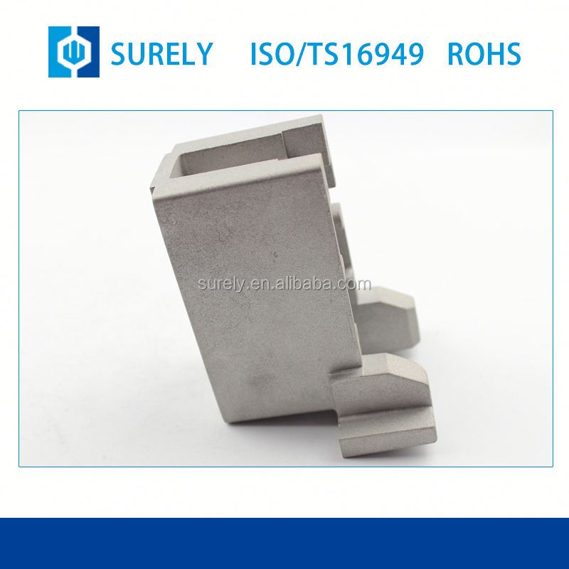 Modern Design Hot Sale High Precision Custom Stainless Steel aluminum parts with sandblasting