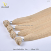 Private Label Top Quality Shedding Free No Tangle No Dry Remy hot style selling yang xin leshine hair products
