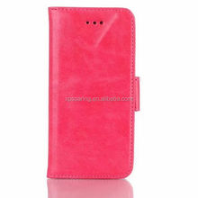 Fashion for iPhone 5C Wallet leather case, for iphone 5C Stand PU case pouch