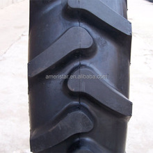 Deep tread pattern cheap tractor tires 7.50-16 used in paddy field