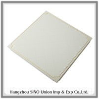 lightweight easy install aluminum material fireproof mobile home ceiling panel