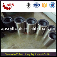 Oilfield Class T and SM Sucker Rod Coupling as per API 11B/Polished rod coupling/AISI 4140 4130 coupling in oil and gas