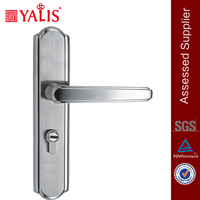 Vietnam SS304 internal door lock 200mm long anti fire 200mm long plate