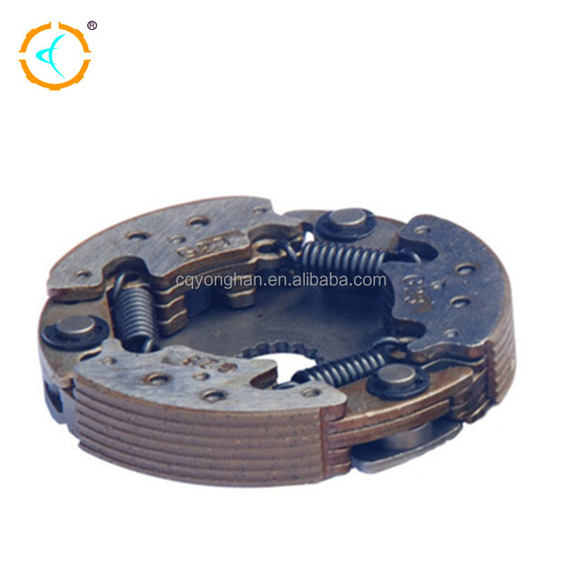 Good quality motorcycle clutch part clutch shoes chassis for CRYPTON