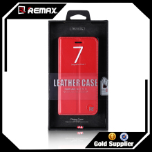 Remax leather phone case for iphone 7