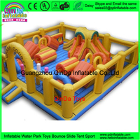 Large bouncing castles big inflatable slide bouncer bouncy castle cartoon