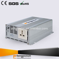 CE ROHS solar home system ture sine wave converter 24VDC to 110VAC off grid dc to ac inverter