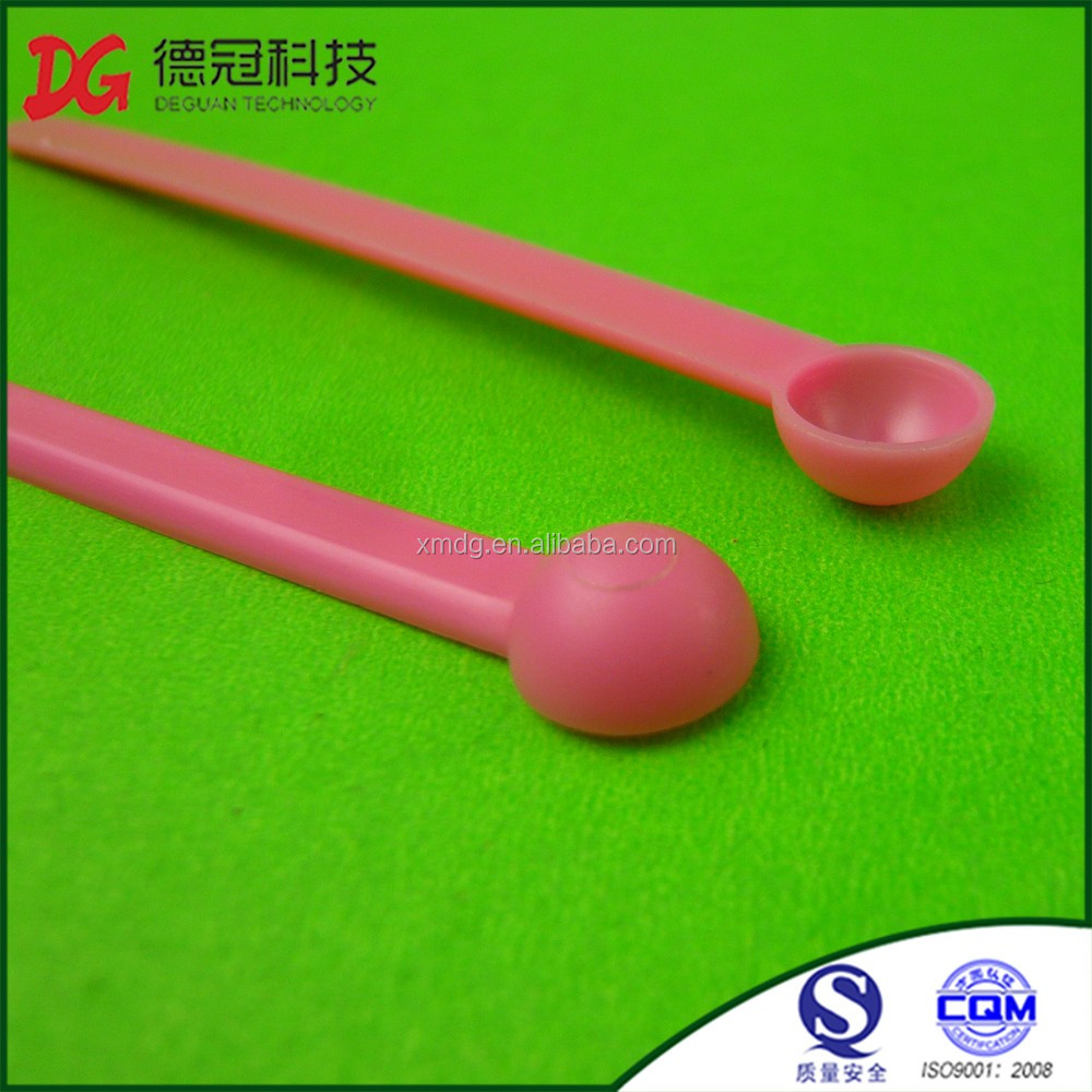 10mg or 0.015ml PP or PS plastic pharmaceutical measuring spoon