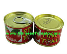 Best Canned Tomato Paste 400G brands for Italy supplier