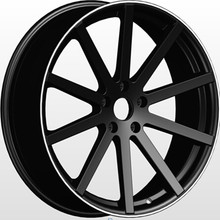 Left direction 18x8.5 18x9.5 alloy wheels for car