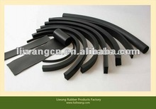 Extrusion EPDM Rubber Silicone Sealing Strip for Ice box