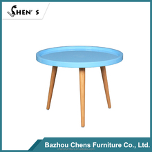 Alibaba Living Room Furniture wooden Side tea table design,Cheap price fashion tea table