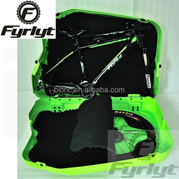 Triathlon Travel bike bags/case Hard Carry boxes for air travel