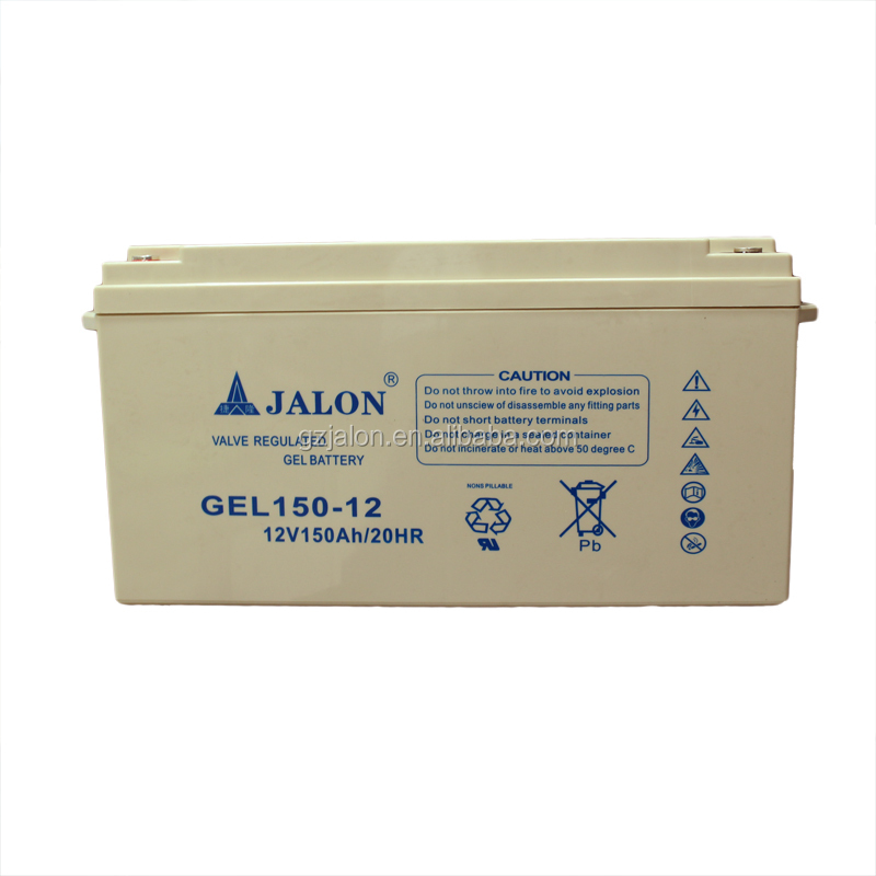Cheap price of 12v150ah sealed rechargeable deep cycle lead acid battery
