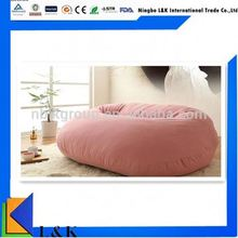 Bean bag cover/donut bean bag/donut bean bag chair