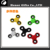2017 New Product Led Hand EDC Fidget Spinner Toy
