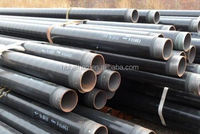 HaiHao Group Seamless coated Steel Pipe, Cangzhou, Heibei
