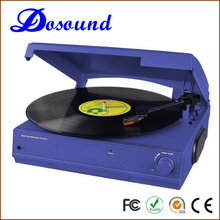 Fashion Design Custom Luxury vinyl record frame turntable cd record cassette radio player