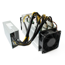 IN Stock Bitmain Antminer S9 Hast Rate 14T 13.5T 1375W Bitcoin Miner