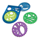 Plastic Kids Educational Diy Spiral Art Sets Spirograph Toy