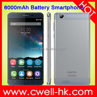 5.5 inch Android 5.1 Dual SIM Mobile phone 4G LTE OUKITEL K6000 Support Fast Charging and Reverse Charging