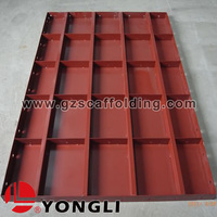 Rapid Building Concrete Construction Formwork Material