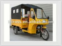 200cc Cargo Tricycle with Canvas Roof, XT 200CP