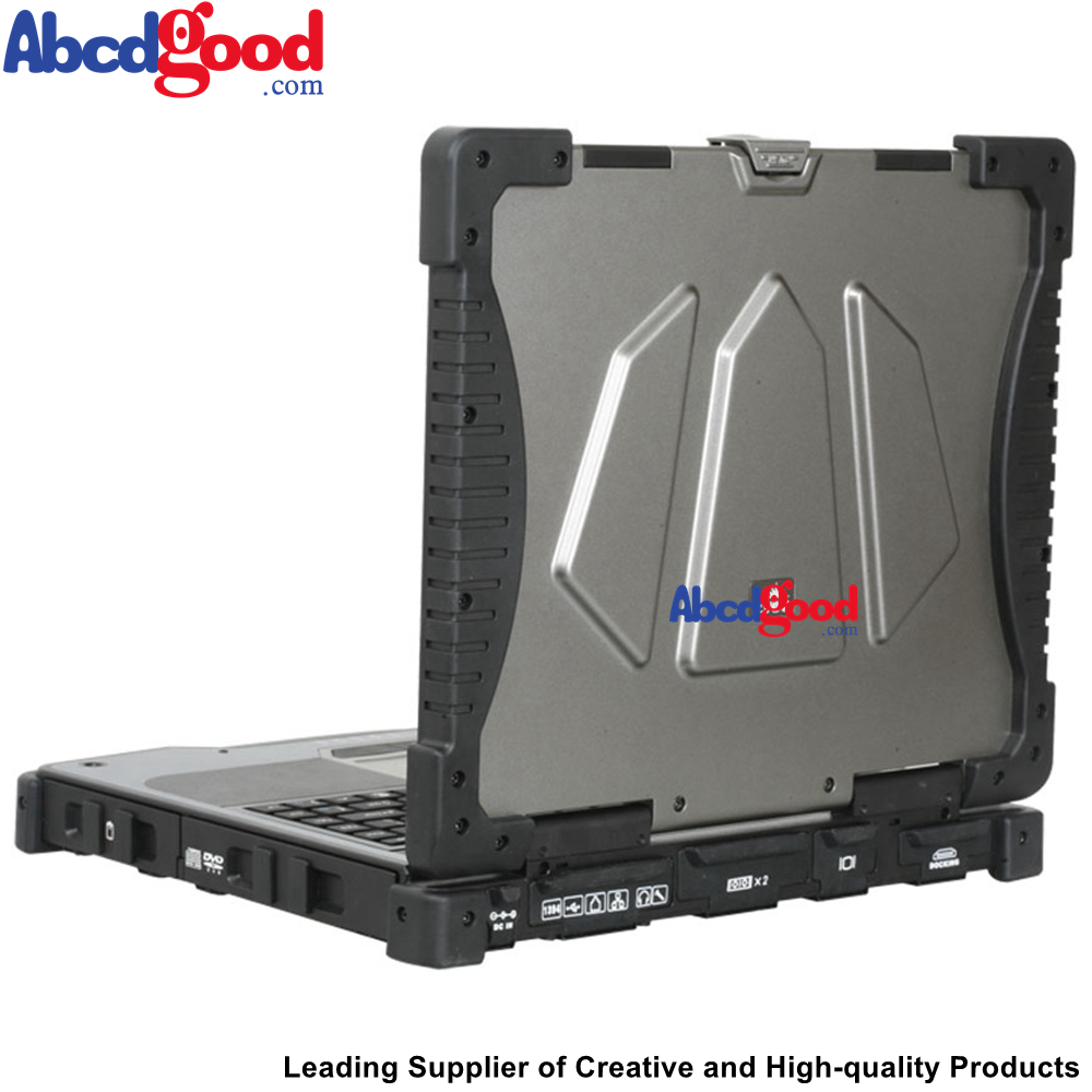 Military Fully Rugged Laptop Computer with i7 Intel processor