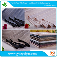 Embossing diamond pattern best seller pvc leather for decoration/sofa