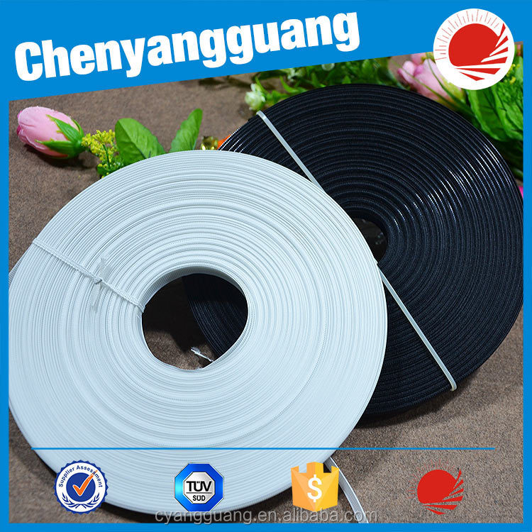 sample free polyester Boning end cap