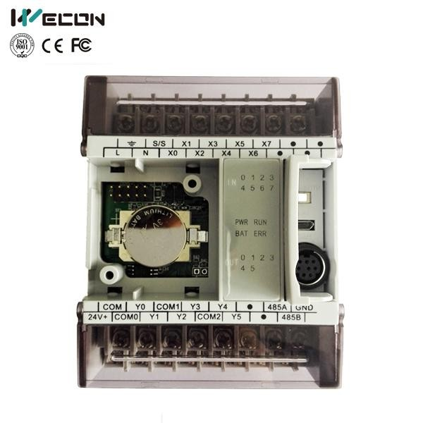 gsm plc 8 inputs 6 Relay outputs control board plc