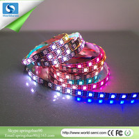 3 years warranty CE ROHS 20-22LM Epistar chip smd 5050 ws2813 5050 led strip for chrismas tree